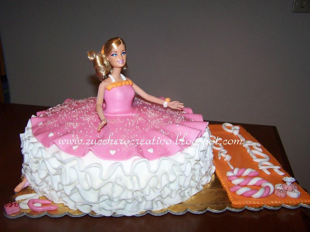 Cake Design Torta Barbie : torta barbie ballerina Zucchero Creativo Flickr