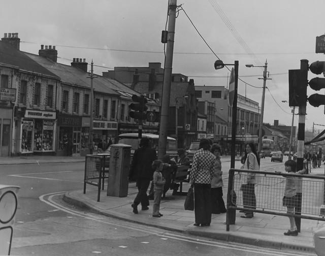 Shields Road/Heaton Road, Byker. Mid 1970's