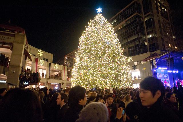 Faneuil Hall Holiday Tree Lighting