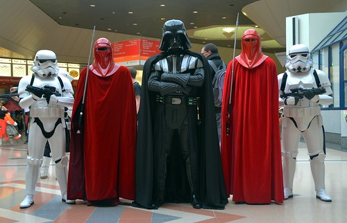 Star Wars Cosplay at Memorabilia 2012 | by masimage