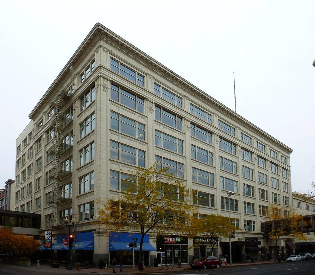 Spokane Wa The Crescent Department Store The Crescent