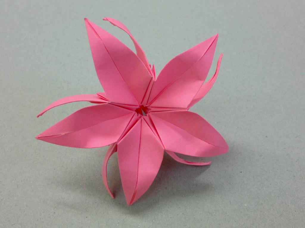 Monbloss Flower Paper 5 Pcs 85 X 85 Mm 80 Gm Inspirat Flickr