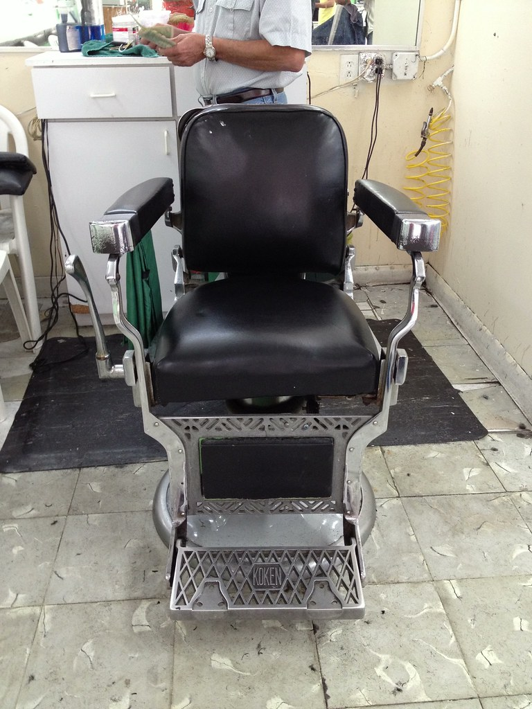 barber look furnish antique koken chair chairs style a vintage at