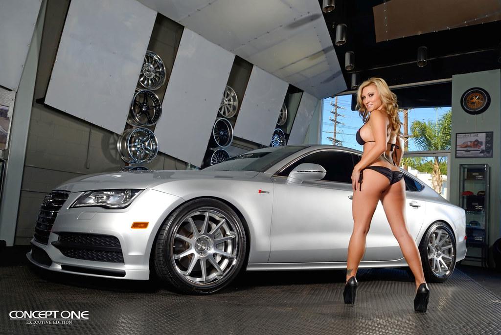 Audi A7 On Concept One Executive Cs 10 0 Audi A7
