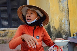 Hoi An tofu vendor | by stickychopsticks