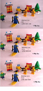 Lego Depth of field (DOF) example | by Seaside-Mike