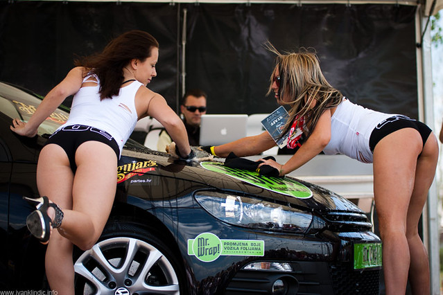 Sexy Car Wash 402 Street Race Flickr Photo Sharing