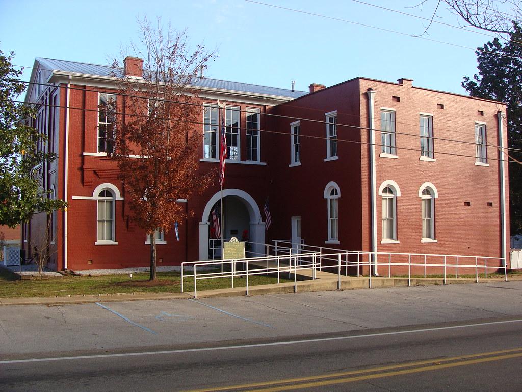 Tishomongo County Court House (Old) Iuka, Ms.---NRHP | Flickr