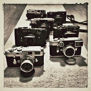 This is the B&W version #Leica | by SiGGiGUN