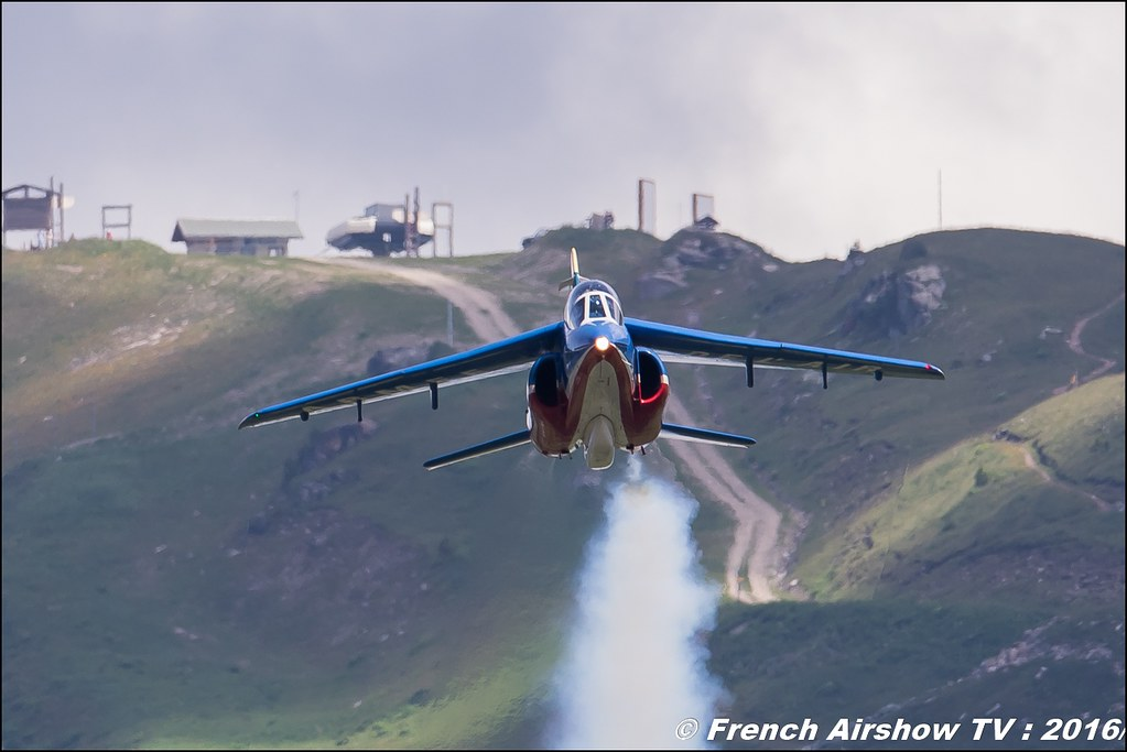 la patrouille de france , PAF 2016 , Alphajet, patrouille de france ,@PAFofficiel , Meribel Air Show , 2016 , meribel airshow , les 3 vallees , Méribel LFKX/MFX , la folie douce , la Saulire meribel