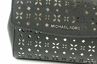 7 Michael Kors Laser-cut black | by lookbymari
