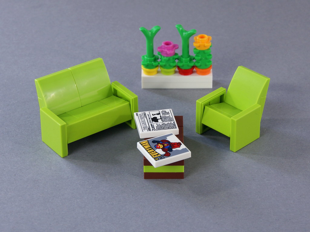 Lego Modular Building Cheese Shop And Museum This Is My