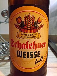 Weissbräu Schwendl, Schalchner Weisse Hell, Germany