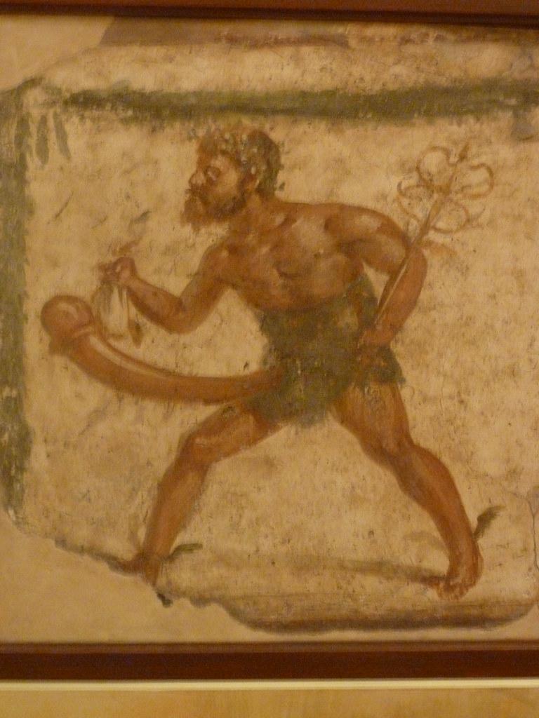 frescos Erotic roman