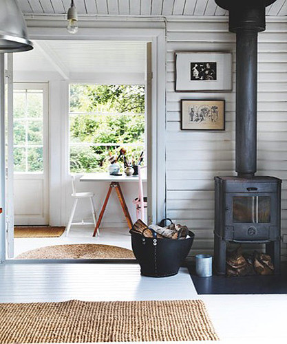 wood stove | by the style files