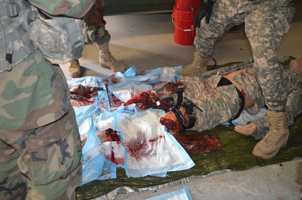 combat lifesaver Combat lifesaver course description: the course is focused on teaching the extended emergency first aid in combat conditions and it is equivalent to official military.
