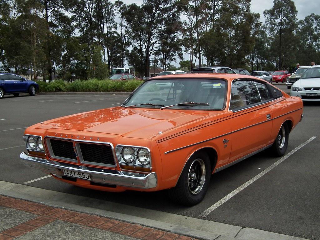 1977 Chrysler Cl Valiant Charger 770 Coupe 1977 Chrysler