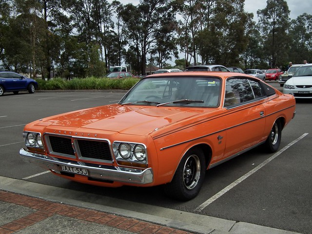 1977 Chrysler Cl Valiant Charger 770 Coupe Flickr