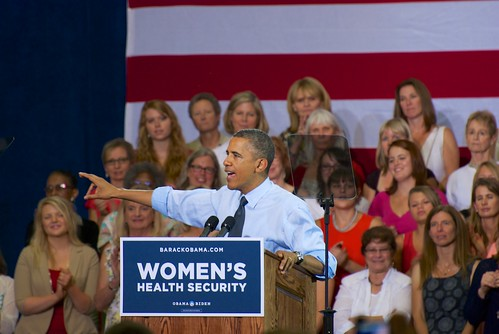 President Obama in Denver | by fairangels