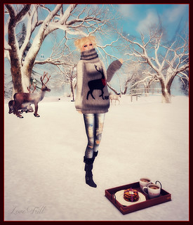 Fabulously Free in SL - Only One Way To Get Me Out In The Cold & Snow… | by Love Trill