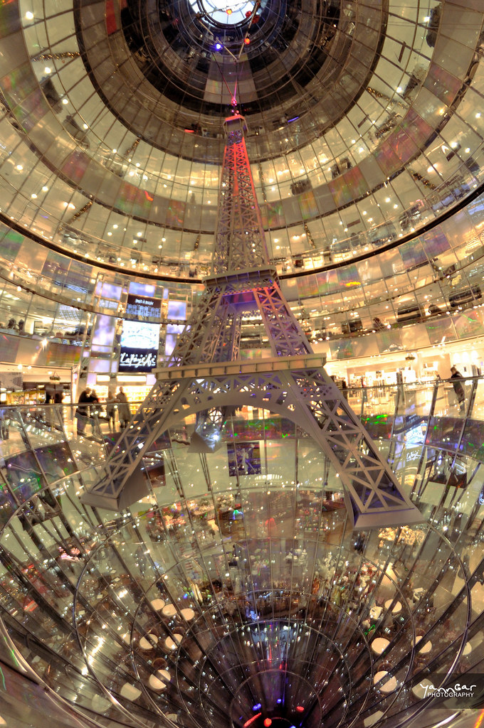 Galeries Lafayette Berlin Welcome To My World My