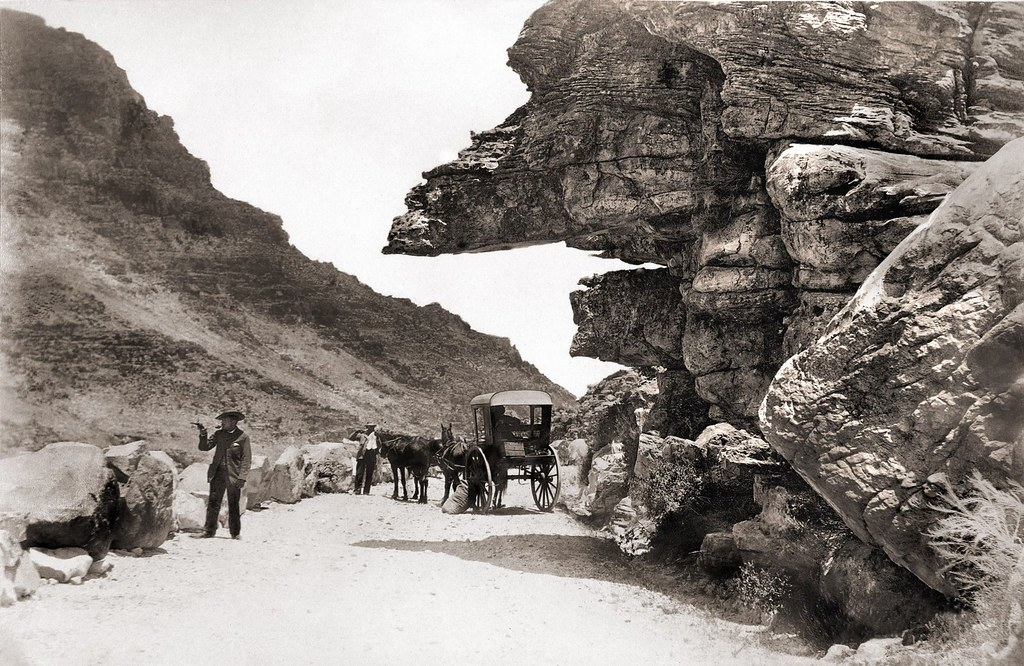 Bains kloof pass c1860 one of the cape 39 s most for Bainskloof pass