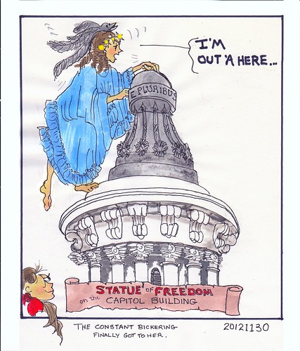Freedom - the Cartoon | by Sybil Star