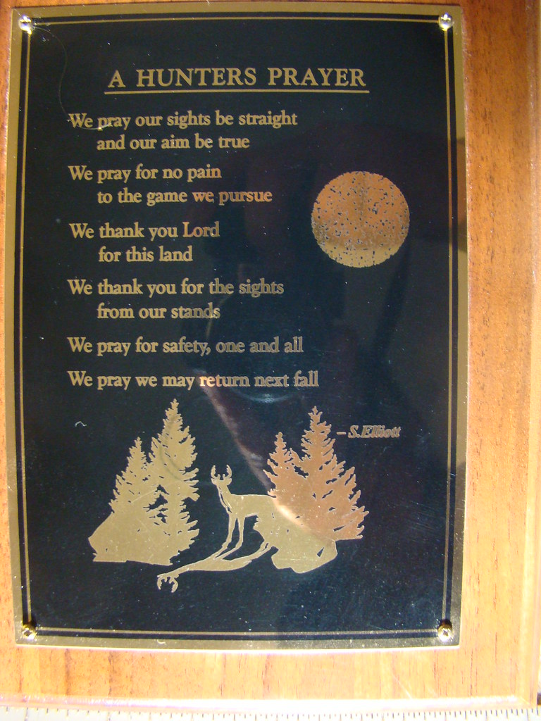 Hunters Prayer