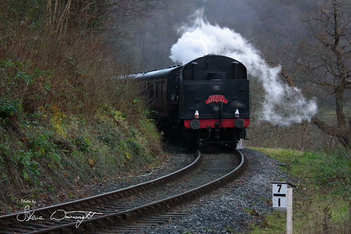 2012 - 12 - 09 - HS10 - Llangollen Railway - 017 | by s wainwright