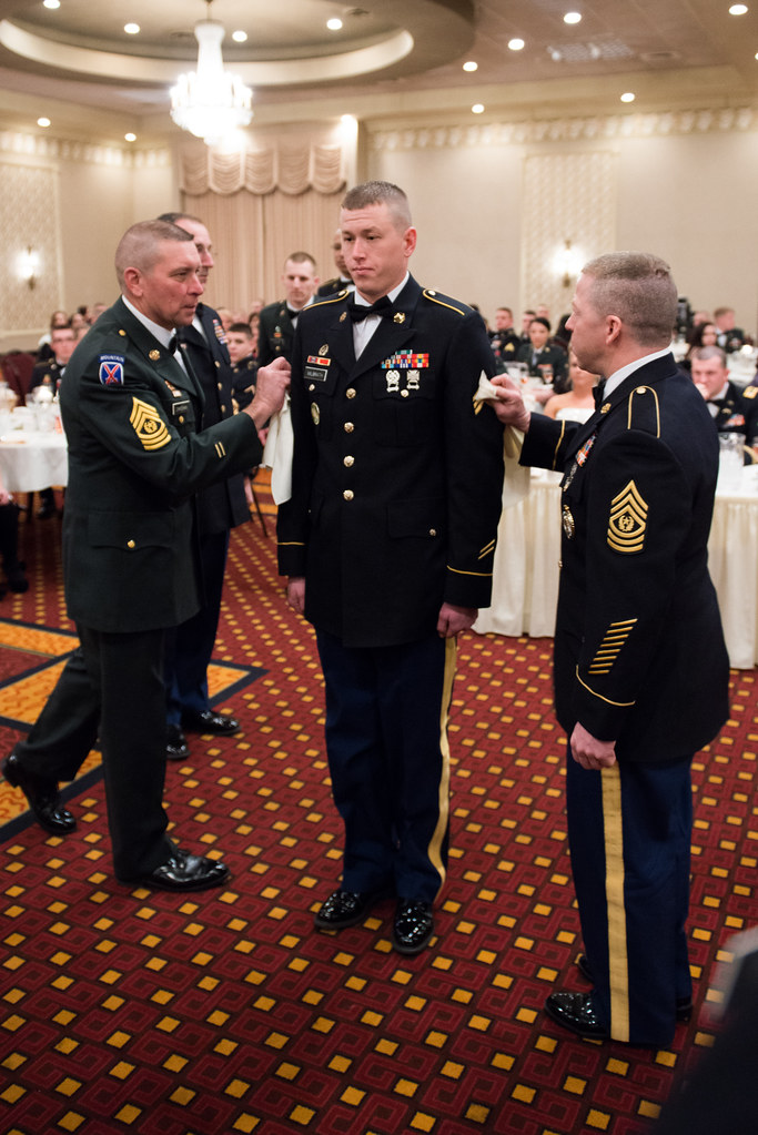 191st Military Police Dining Out 2 Command Sgt Maj Al