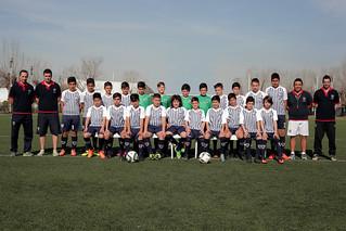 Fútbol Infantil  - Temporada 2016 - Categoría 2004