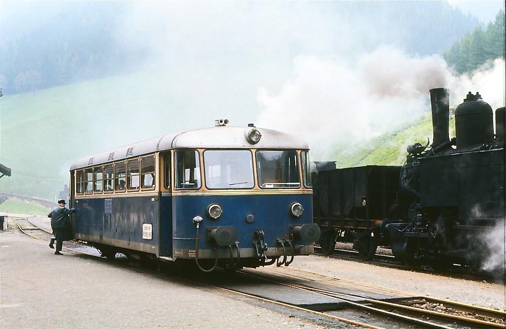 Railbus Vordenberg Markt 5.72
