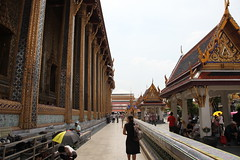 Colonnade in the Grand Palace