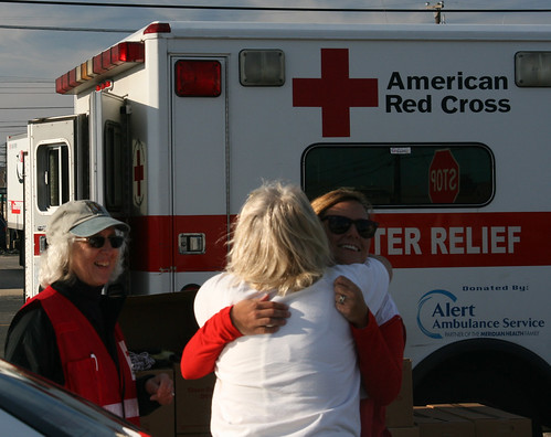 Sandy Relief | by American Red Cross