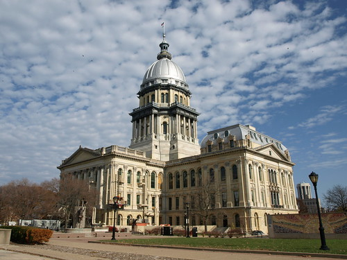 Illinois Capitol Building Illinois Capitol Building