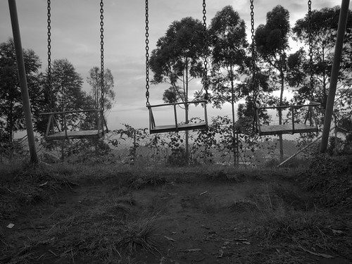 Swings at the Mirador de Salento | by The Colombian Way