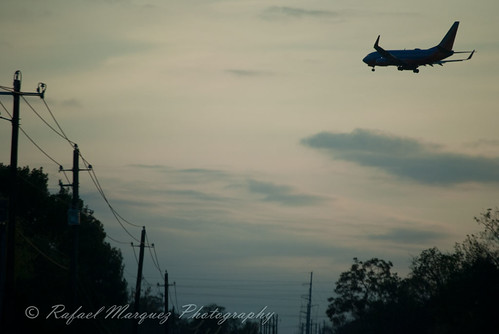 Aviation Photography KAUS_11192012_03 | by Rafael Marquez Photography
