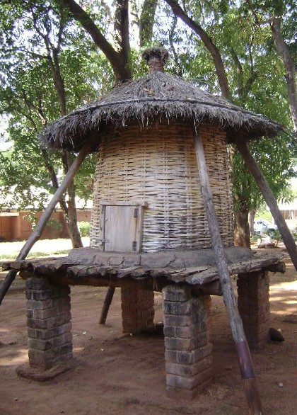 Traditional Grain Storage Is Porous To Pests A