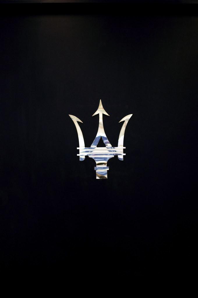 Maserati Logo ĺ�飞yunfei Ɲ�yang Flickr