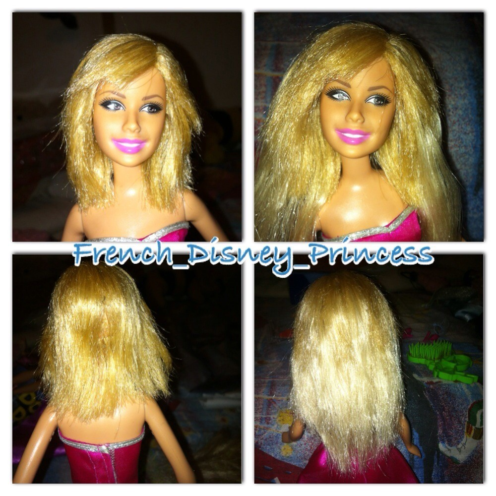 Sharpay evans doll hair makeover i glue in hair extensions flickr frenchdisneyprincess sharpay evans doll hair makeover by frenchdisneyprincess pmusecretfo Gallery
