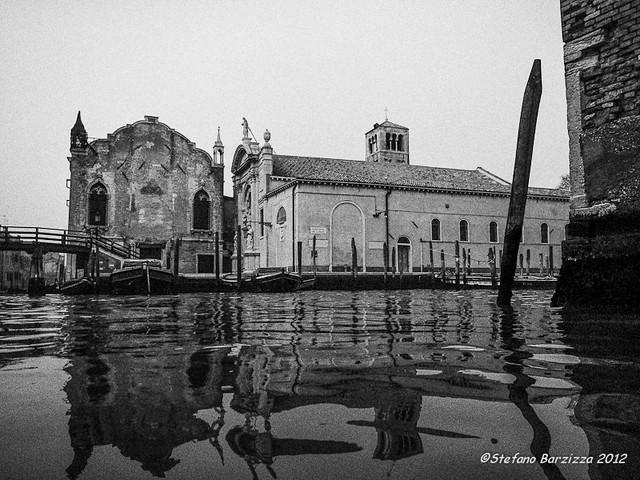 Chiesa e scuola dell 39 abbazia di santa maria valverde della for Scuola sansovino venezia
