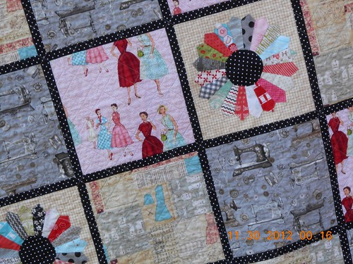 June Cleaver rocks | by TNquilter