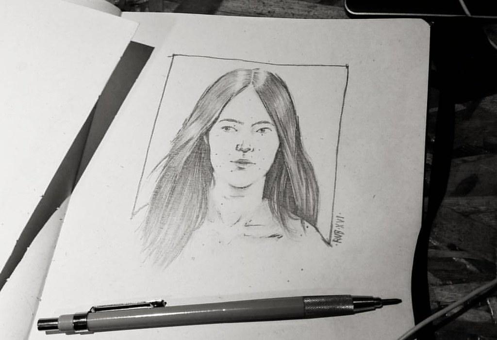 The Joy Of Drawing Foto De Kate Granados En Tumblr Dra Flickr