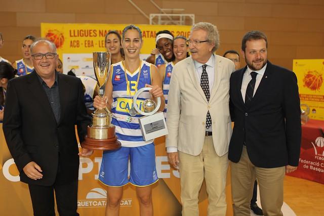 Lliga Catalana Femenina 2016