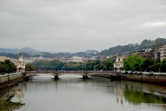 Puente de maria cristina donostia san sebastian pais - San sebastian pais vasco ...