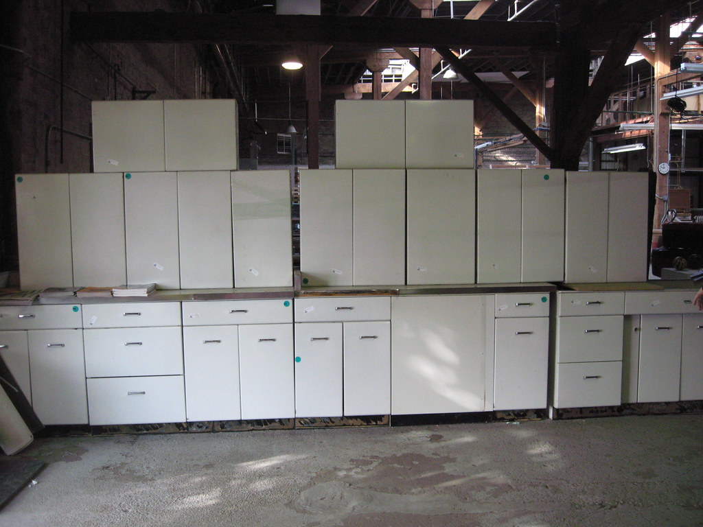 Sold 1950s metal cabinets pristine condition 1000 sold for 1950 s kitchen cabinets