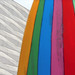 Rainbow meets greyness
