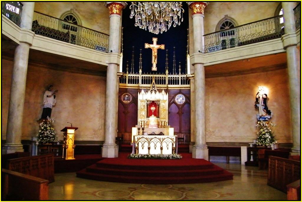 Templo Expiatorio San Luis GonzagaMonterreyEstado De Nue