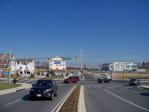 New Market Square Development In Frederick Frederick Cou