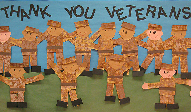 Image Result For Veterans Day Kindergarten